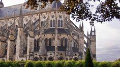 La #cathédrale de #Bourges. #Berry #France
