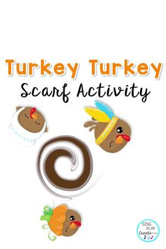 Preschool and Kindergarten fun with scarves! Gobble Gobble! It's Thanksgiving Turkey scarf activity time. Kindergarten Music Lessons, Preschool Music Activities, Activities For Kids, Movement Preschool, Movement Activities, Elementary Music, Elementary Schools, Line Up Chants, Music And Movement