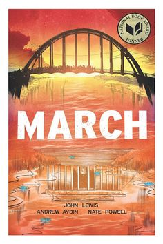 Captivated Reader: March (Trilogy Slipcase Edition) by John Lewis Vigan, Free Pdf Books, Free Ebooks, March John Lewis, March Book, King Book, National Book Award, Delphine, What To Read