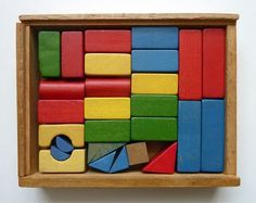 Vintage lotto and wooden blocks Baby Memories, My Childhood Memories, Childhood Toys, Vintage Books, Retro Vintage, Good Old Times, Ol Days, Retro Toys, Antique Toys