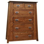 Amish Mission Madison 6-Drawer Chest - BFGM3753211