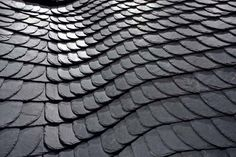 Slate Roof In Old German Style Slate Roofing Pinterest