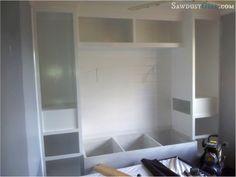 Kristy's Bedroom – 3 | http://thesawdustdiaries.com/kristys-bedroom-3/