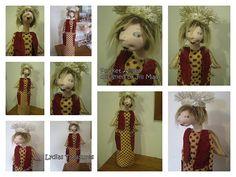 Designed by Jill Maas Angel Doll