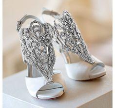 Vince Camuto. Wedding shoe