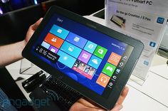 Hands-on with the Samsung ATIV Smart PC (aka the Series 5 Slate)