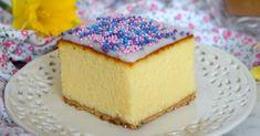 Delikatny, puszysty, bardzo smaczny Vanilla Cake
