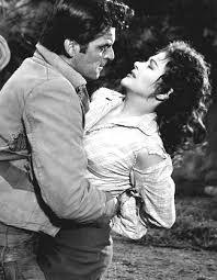 RAW EDGE (1956) - Rory Calhoun & Yvonne de Carlo