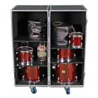 Double Sided Combo Drum ATA Case w/Adjustable Shelves #202046