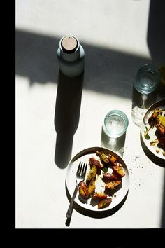 winter carrots with toasted walnuts & caraway gremolata (gluten-free, vegan) / sassy kitchen