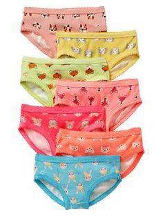 Animal days of the week underwear (7-pack) | Gap