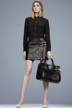 Versace pre-collezione autunno 2014