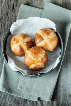 Die Glücklichmacherei: Happy Easter 〖Hot Cross Buns〗