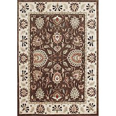 @Overstock - TajMahal Hand Made Lamb?s Wool 100% New Zeeland Wool Rug Which Is Light Antique Washed And Hand Clipped Before Shippinghttp://www.overstock.com/Home-Garden/Taj-Mahal-Handmade-Ivory-Wool-Rug-9-x-12/6777363/product.html?CID=214117 $512.99