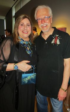 Katerina Musetti and Lawrence (Larry) Vrba.  Fashion Jewelry: The Collection of Barbara Berger, Museum of Arts and Design - NYC.