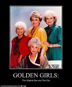"22 years ago last night was the Golden Girls final episode. To Bea Arthur, Betty White, Rue McClanahan and Estelle Getty: ""thank YOU for being a friend."" Your show is one that will go down in the history books and live on...long after we are all gone. Golden Girls"