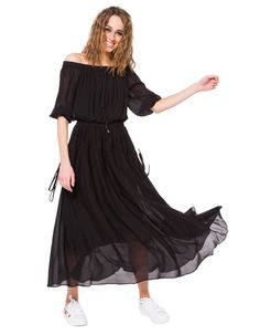 Long PAMELA dress from the Women