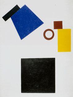 Kasimir Malevitch | la modernité en marche | design et typo