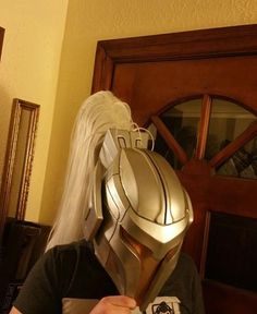 League of Legends Yasuo Helmet