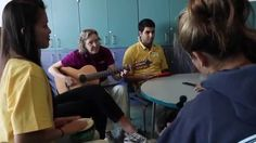 Did you know that UC Davis Children's Hospital offers music therapy every weekday? It's part of our Child Life and Creative Arts Therapy Department.