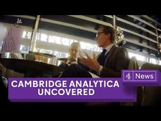 An undercover investigation by Channel 4 News reveals how Cambridge Analytica secretly campaigns in elections across the world. Bosses were filmed talking about using bribes, ex-spies, fake IDs and sex workers.