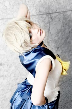 Sailor Uranus - Sailor Moon