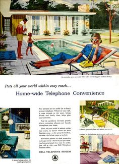 🌟Tante S!fr@ loves this📌🌟 Retro Ads, Vintage Advertisements, Vintage Ads, Vintage Prints, Vintage Travel, Vintage Style, Go Outdoors, Thing 1, Googie