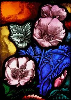 Image detail for -Stained glass painting designs-/ glass painting tips – Beautiful