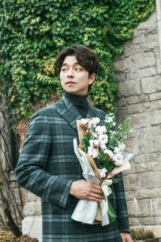 goblin, kdrama, and gong yoo image Asian Actors, Korean Actors, Korean Dramas, Goblin The Lonely And Great God, Goblin Korean Drama, Goblin Gong Yoo, Goblin Kdrama, Yoo Gong, Goong