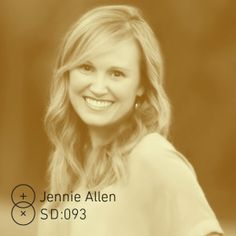 An interview with Jennie Allen, founder of IF:Gathering.