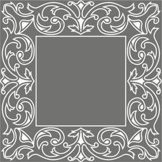 Интерьерные зеркала от компании SEDAK-Стеклотех Page Decoration, Cross Stitch Flowers, Graphic Patterns, Mandala Art, Decoupage, Stencils, Arts And Crafts, Scrapbook, Templates