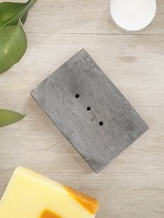 Faux Stone Soap Dish DIY | ctrl + curate