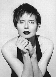 Isabella Fiorella Elettra Giovanna Rossellini (born 18 June 1952)  Italian actress, filmmaker, author, philanthropist, & model