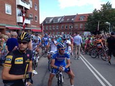 Tour of Demark about to begin in Skanderborg for Stage 3
