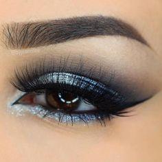 Smokey Eye Makeup Ideas picture2 #makeupideas