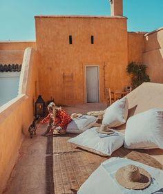 le riad berbere