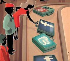 Cómo han cambiado las redes sociales la forma de viajar [Infografia]