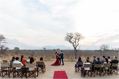 South African Safari Wedding Photography by: Emilia Jane