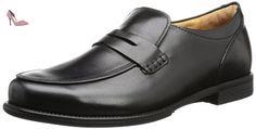 Ganter  Greg, Weite G, pantoufles homme - Noir - Schwarz (schwarz 0100), 44.5 EU - Chaussures ganter (*Partner-Link)