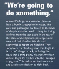 Flight 93 on 911 | Photos of Shanksville Flight 93 Memorial including a Dedication Ceremony Video