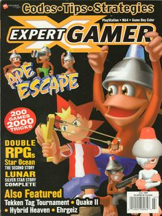 ape escape issue