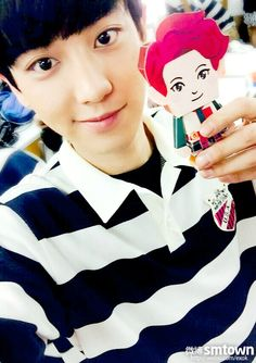 <<<<<<<<<<chanyeol paper toy >>>>>>>>>>