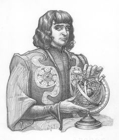 Young Marcellus Pye from Septimus Heap