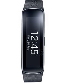 SAMSUNG Gear Fit Black Rubber Strap Μοντέλο: 8806086164788 Τιμή: 199€ http://www.oroloi.gr/product_info.php?products_id=40712