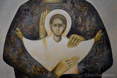 Detail - Mother of God