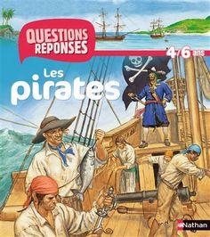 Pirates(Les) 4/6 ans N. éd. par BAUMANN, ANNE-SOPHIE*WELPLY, MICHAEL NATHAN 9,95$ ISBN: 9782092533055 (2092533053)