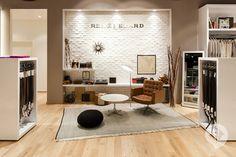 Brick Inset, Rene Lezard store concept by Dan Pearlman René Lezard store concept by Dan Pearlman, Zweibrücken