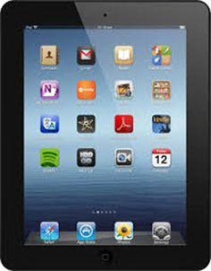 Apple iPad 4th Generation 32GB Wi-Fi & 4G AT&T 9.7in - Black (Latest Model)