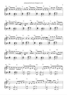Free piano sheet music: Starving - Hailee Steinfeld ft. Zedd.pdf   don't need no butterflies when you give me the whole damn zoo         ...