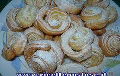 Castagnole arrotolate al limone, ricetta castagnole, ricette carnevale